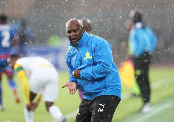 Wydad fans slam Mosimane for 'frauds and bullies' comment