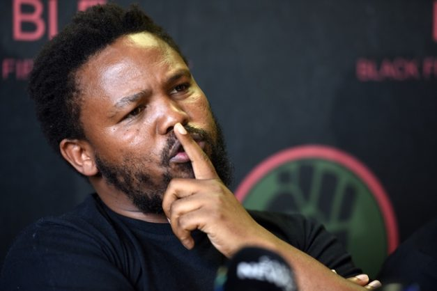BLF's Mngxitama calls on Ramaphosa to 'save a million lives' and shut down the country
