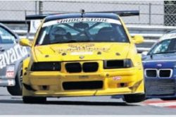 Marx pipped on the post by Loureiro for BMW Club Racing Series championship