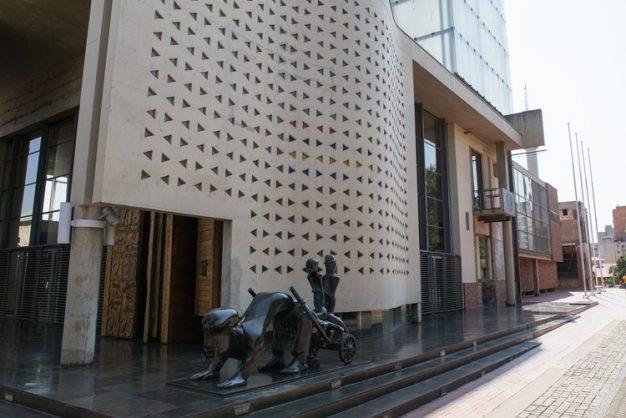 The Constitutional Court. Photo: Ashraf Hendricks