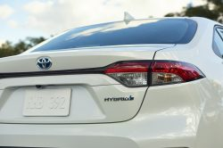 Next Toyota Corolla to feature hybrid system