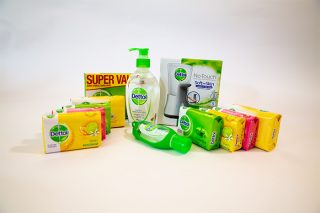 10 DETTOL HAND HYGIENE HAMPERS UP FOR GRABS!