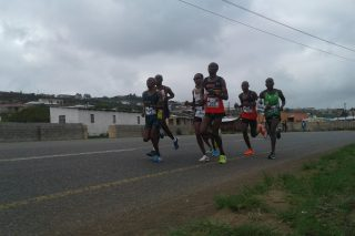 Zwane and Tjoka win Heroes Marathon