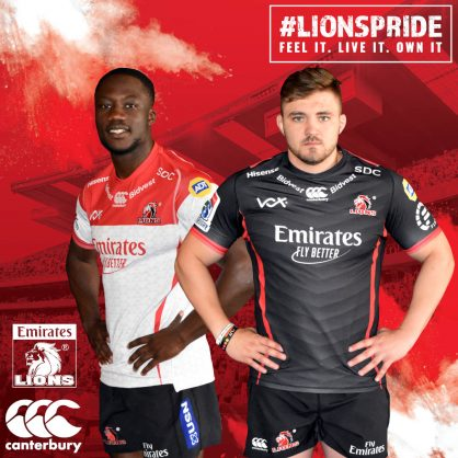 188c940a2ce PICS: Lions launch their 2019 Super Rugby kit – The Citizen