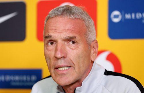 Ernst Middendorp, coach of Kaizer Chiefs  (Muzi Ntombela/BackpagePix)