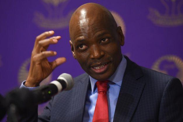 'I know president Zuma but he is not my friend,' Motsoeneng tells Zondo