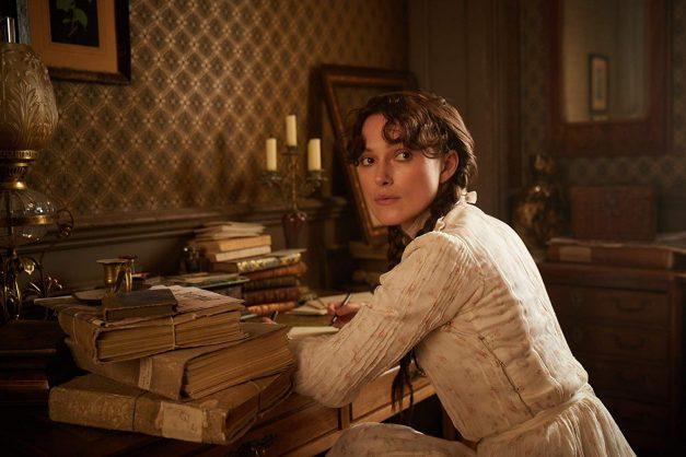 Keira Knightley in Colette. Picture: Bleecker Street