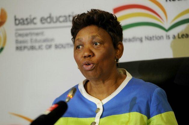 Hawks, Basic Education probing maths paper leak, says Motshekga