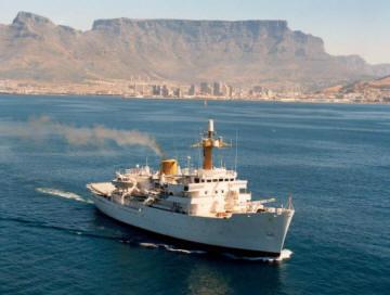 SA Navy. Picture: SA Navy website