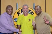 Chiefs lay down the law for Middendorp