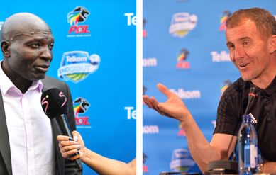Micho, Nyirenda gunning for silverware in Telkom Knockout final