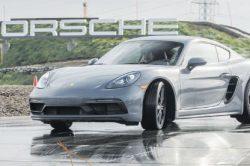 Porsche opens playgrounds