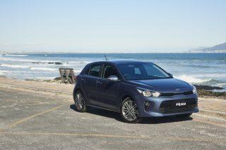 Kia Rio gets new six-speed automatic transmission