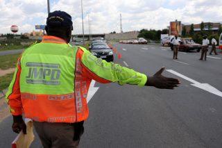 JMPD intensifies traffic management during load shedding