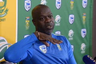 Ottis would probably cry if another Proteas quick gets struck down