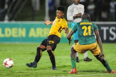 Blow by blow: Golden Arrows vs Kaizer Chiefs