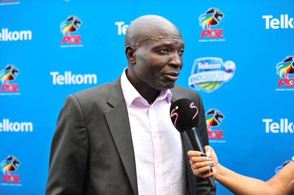 Witson Nyirenda coach of Baroka FC (Kabelo Leputu/BackpagePix)