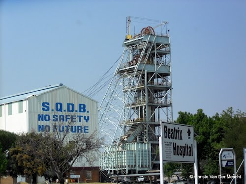 Sibanye-Stillwater's Beatrix mine, no. 2 shaft, Free State. Picture: Facebook