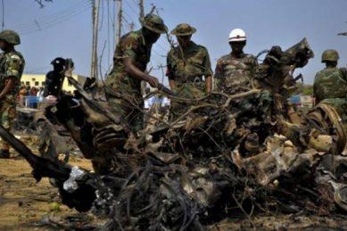 Boko Haram claims deadly rocket attack on Nigerian city