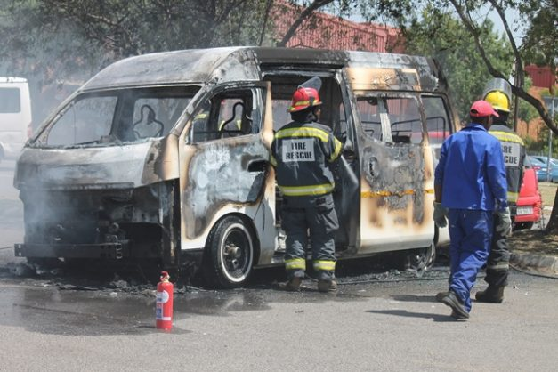 Hitmen in taxi industry a cause for concern – Gauteng MEC