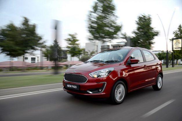 Ford Figo Range Expanded With Top Spec Titanium Model The Citizen