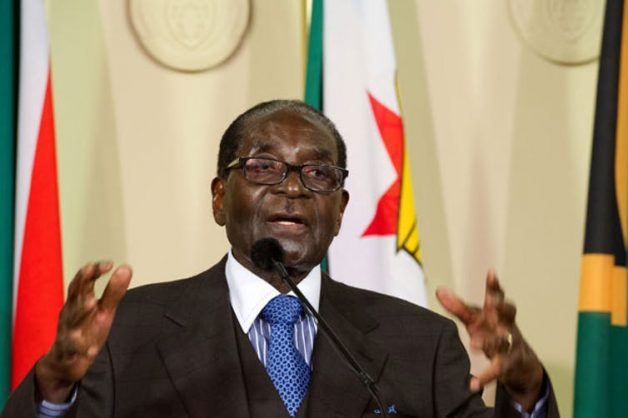 The end of Robert Mugabe's rule was greeted with momentous national celebration. GCIS