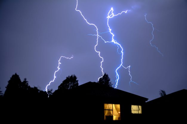 Lightning conductors rolled out in northern KZN