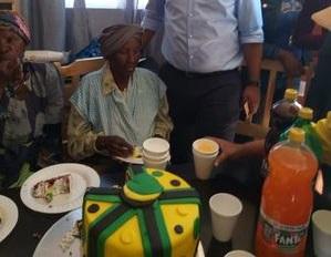 Granny Keletso Nkoala: Picture: ANA