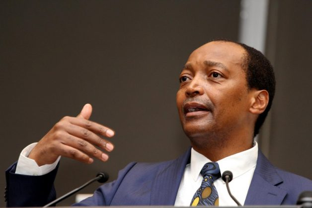 Motsepe Foundation and Sanlam pledge R1bn to fight Covid-19 crisis