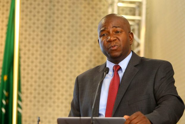 South Africa emerged from a technical recession in the third quarter after GDP climbed 2.2%, statistician-general Risenga Maluleke announced in Pretoria on Tuesday. Picture: GCIS