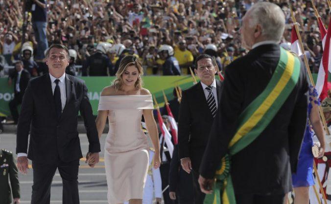Brazil's new President Jair Bolsonaro to take office