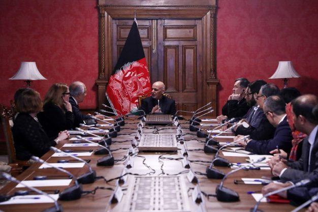 US envoy confirms 'draft framework' with Taliban: NYT