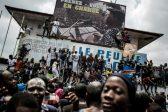 Regional bloc urges unity government after DR Congo vote