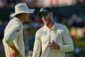 Faf du Plessis suspended for third Test