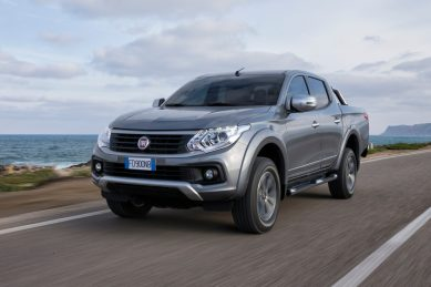 A forward step from Fiat with Fullback bakkie