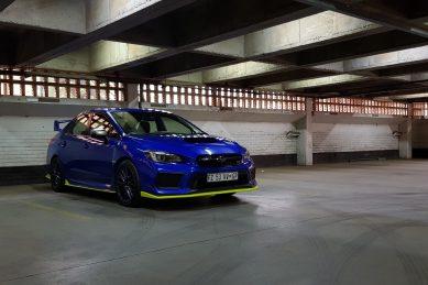 DRIVEN: Diamond Edition Subaru WRX STI