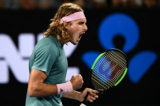 Stefanos Tsitsipas, a Greek tennis god in the making