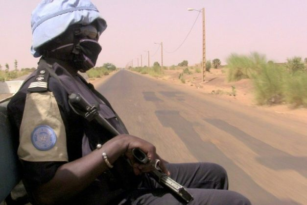 Two UN peacekeepers killed by mine in central Mali