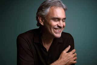 Andrea Bocelli to perform in SA again