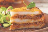Recipe: Cheesy bolognaise pap cake