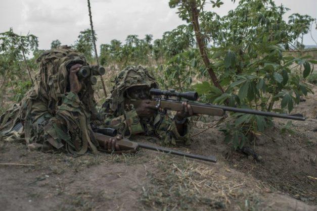 Jihadists seize military base in northeast Nigeria