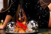 Lock, stock and wine barrel: Usain Bolt's bubbly