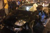 WATCH: Drag racer loses leg after horrific crash