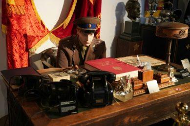 New York's KGB museum offers Cold War nostalgia fix
