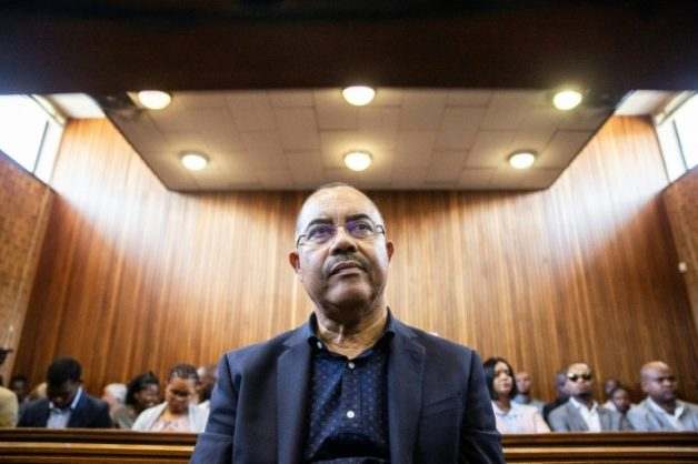 Former Mozambique finance minister Manuel Chang's bail denied