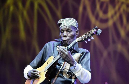 Artists, politicians mourn African music giant Oliver ...