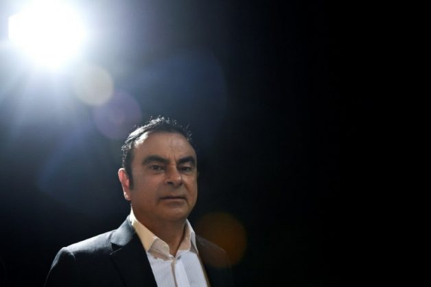 Ghosn is unlikely to taste freedom any time soon. AFP/File/Patricia De Melo MOREIRA