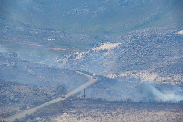 Cape firefighters get ready for battle as fire season approaches