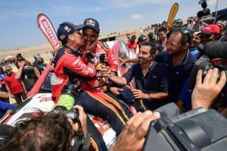 Dakar Rally to be held in 'unknown' Saudi Arabia in 2020