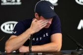 It's sad to see tennis ace Murray go like this
